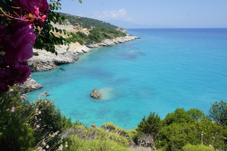 Best 4 beaches in Zakynthos, Greece