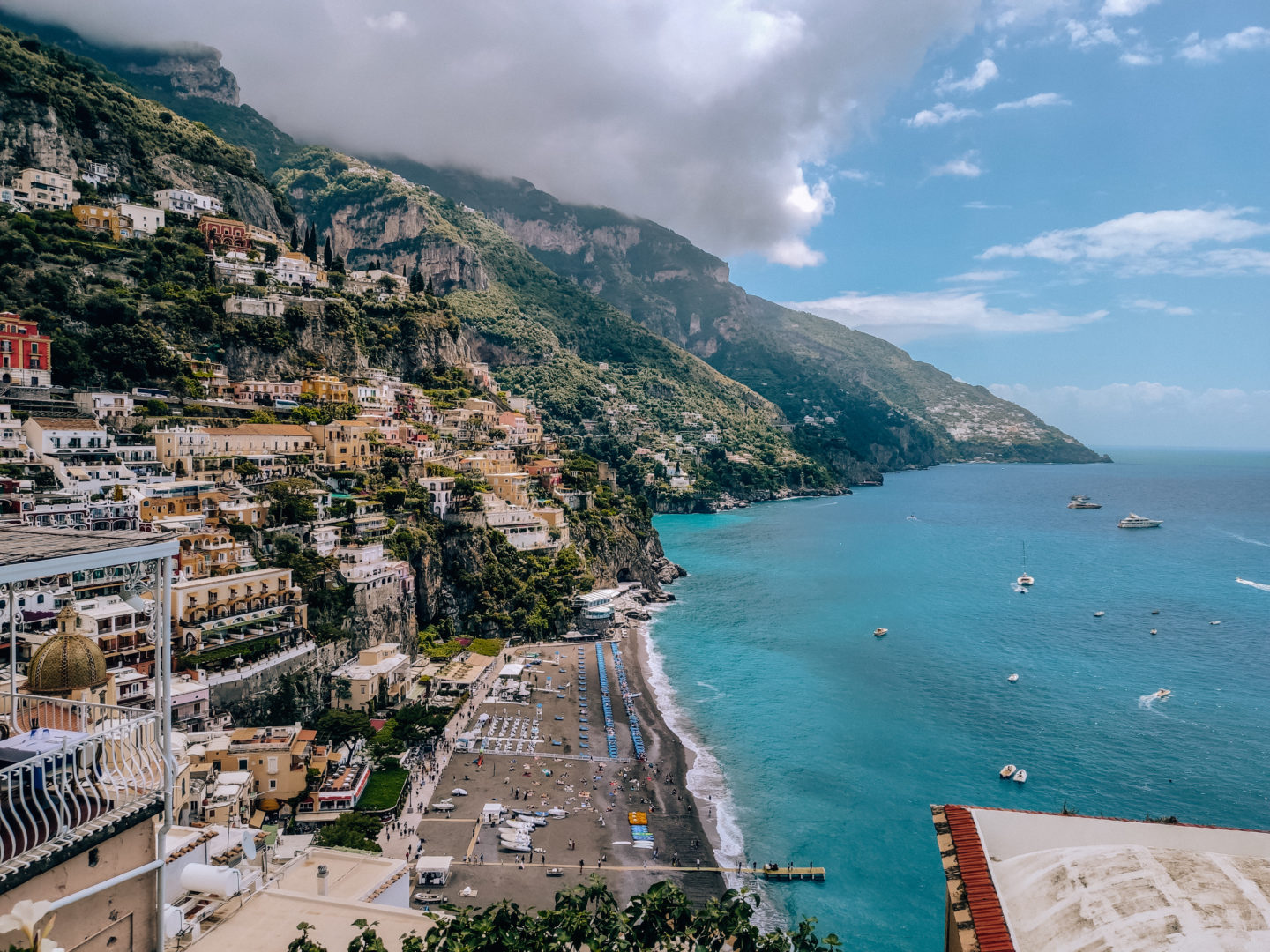 The Ultimate Guide to the Amalfi Coast