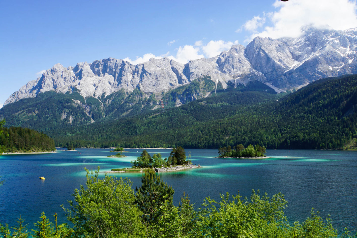 Eibsee View